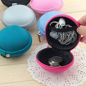 EVA Case For Headset and Earphone