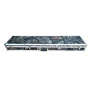 Aluminum Rifle Case with Camouflage Pattern